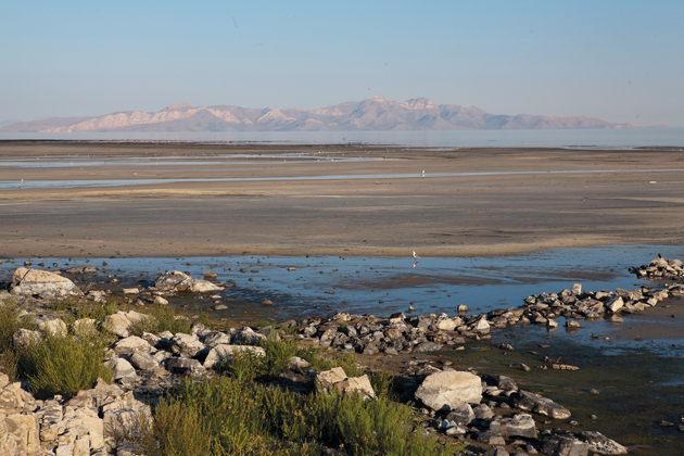 Great Salt Lake near historic low, but level may go up soon
