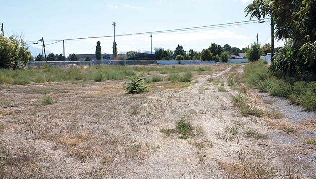 District buys land to improve safety