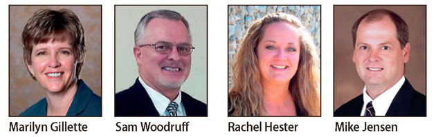 County's future financial managers answer questions before Tuesday's general election