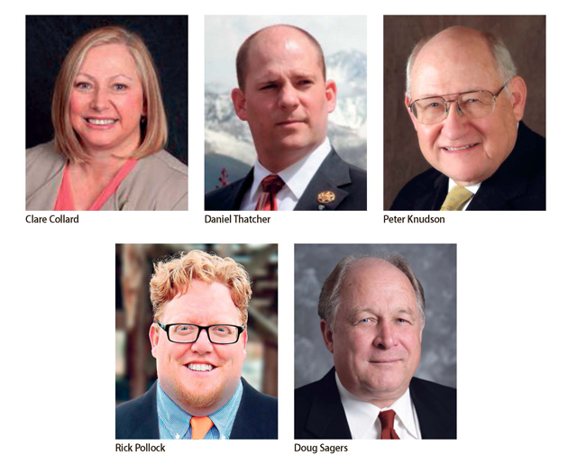 State House and Senate hopefuls answer key voter questions