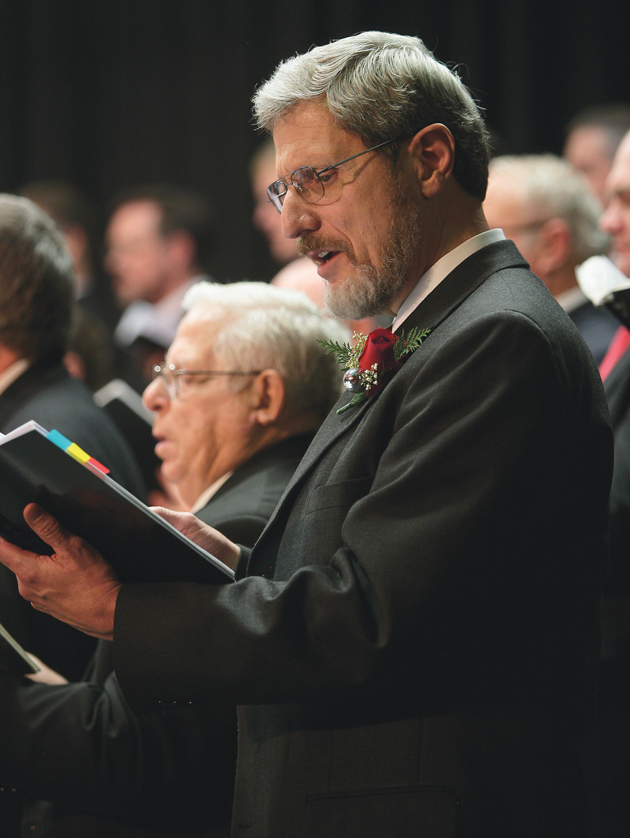 Choir hopes to find past participants for 30-year anniversary of 'Messiah'