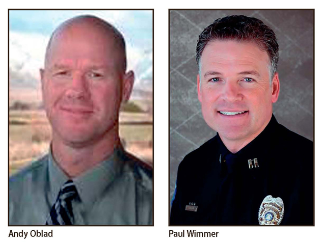 Sheriff hopefuls answer key questions that reveal the importance of law enforcement