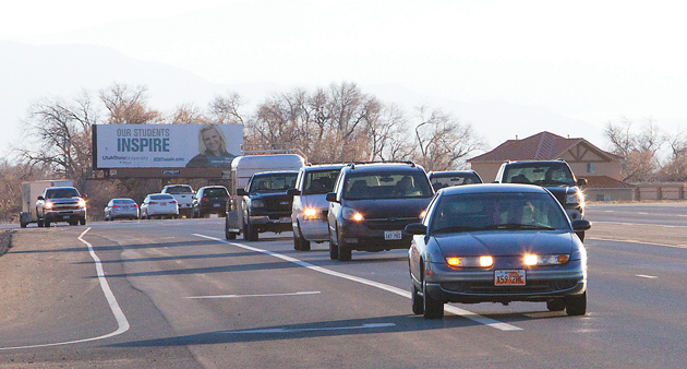Tooele motorists drove less, helped clear the air in 2013