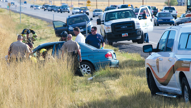 'Impatient drivers' big contributor to crashes on SR-36