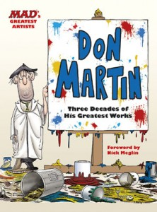 Don Martin Three Decades