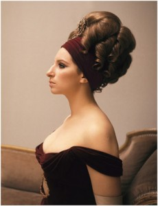 Streisand In the Camera Eye