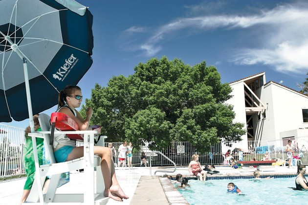 The Stansbury Park Service Agency Voted To Increase Cost Of Admissions Rentals And Swim Lessons At Pool