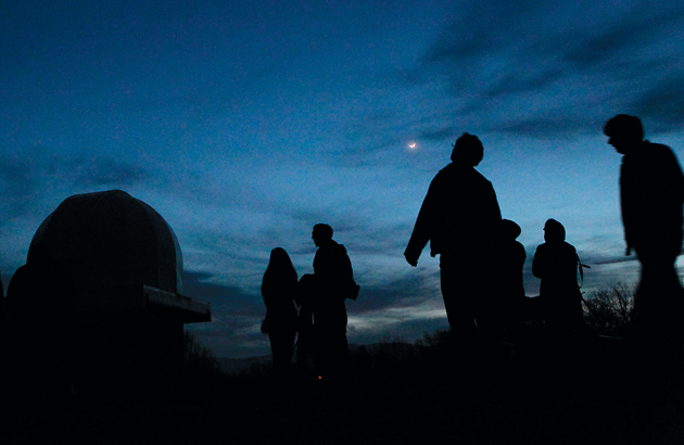 Weekend lunar eclipse to start summer of stargazing at SPOC