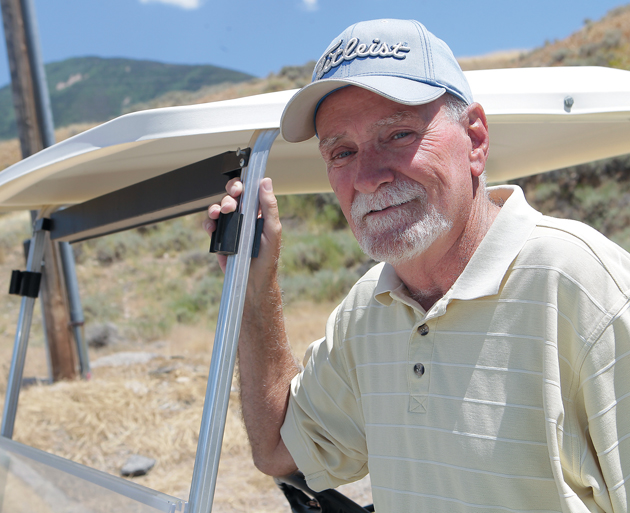 Former councilman remembered for love of golf, patriotism, service