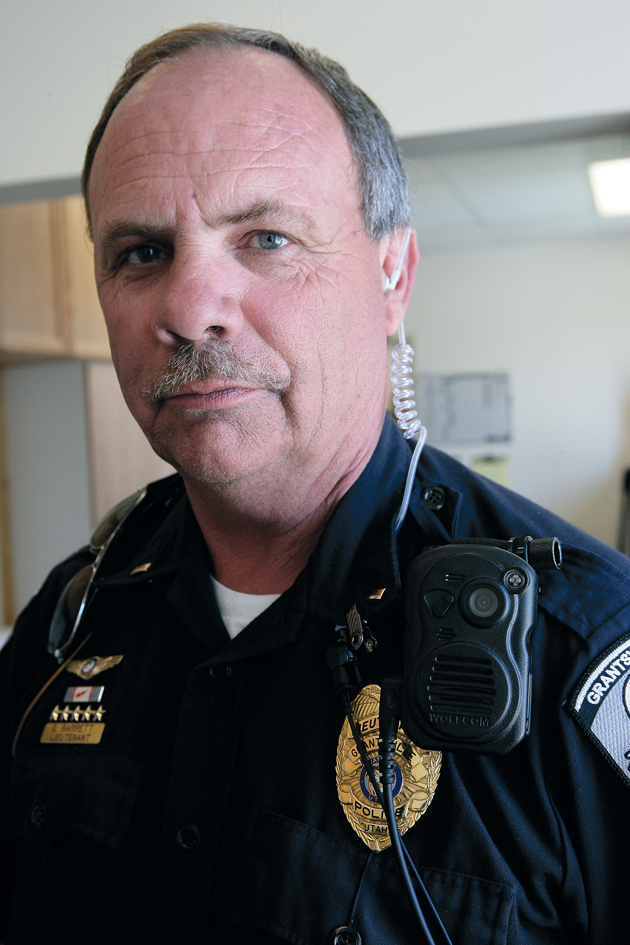 Body cameras are 'helpful tool' for police and public