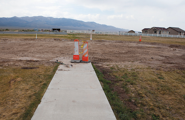 Grantsville park to get playground and pavilion