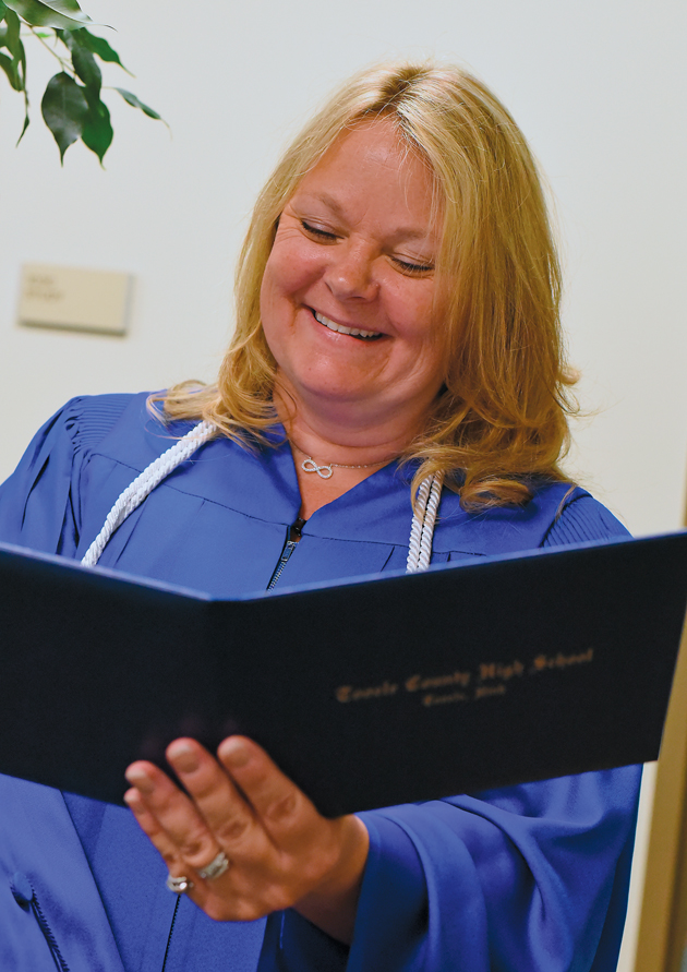 Adult Ed honors 31 new grads in county