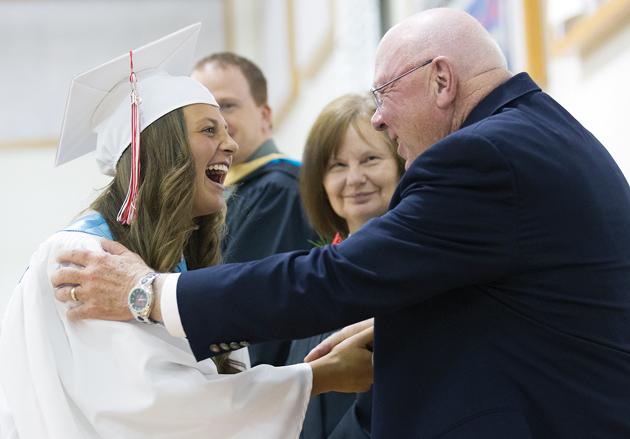Grantsville sends off 157 graduates