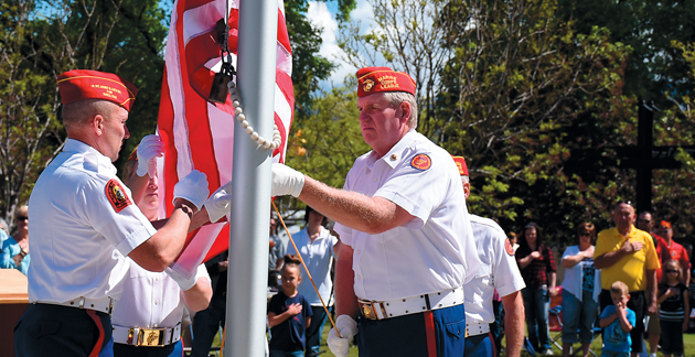 Fallen soldiers, veterans honored on Memorial Day