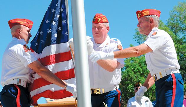 Stockton looks to add veterans memorial