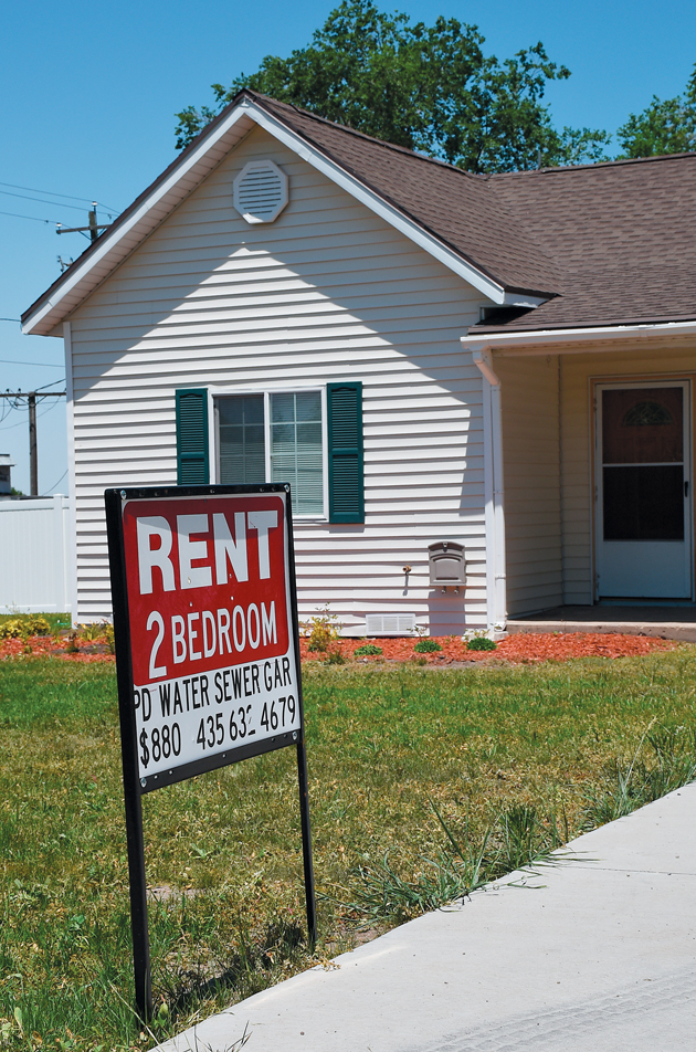 Finding a place to rent in Tooele is difficult