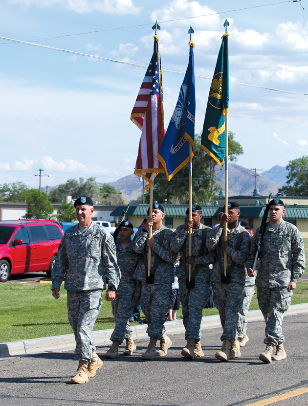 Dugway kicks off July 4th weekend