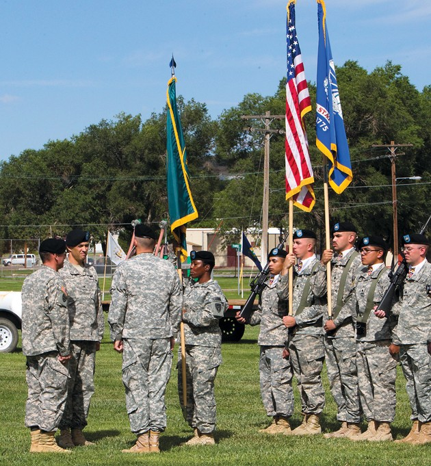 Dugway greets new commander