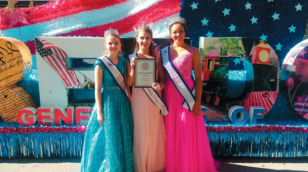 Tooele City float wins award at Days of '47 Parade