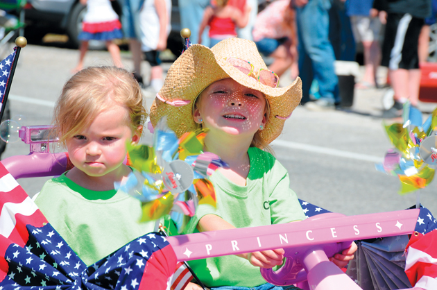 New parade route part of busy July 4th events at Grantsville