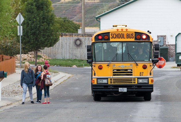 School district wins grant to help replace part of older bus fleet