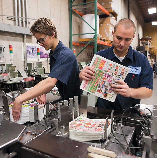 Newspaper heavy? Black Friday deals don't come lightly