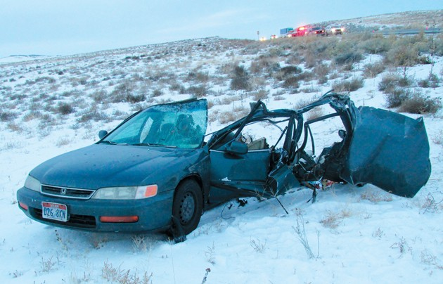 West Valley City man dies in fatal crash on I-80 in Tooele County