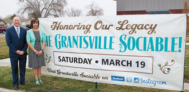 grantsville chat Grantsville — for 100 years,  in grantsville, broadwaters mark 100 years of  and he said the gathering is a great chance for families to get together and chat.