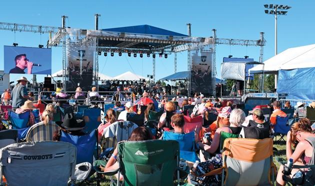 Artist lineup takes shape for concert at Deseret Peak