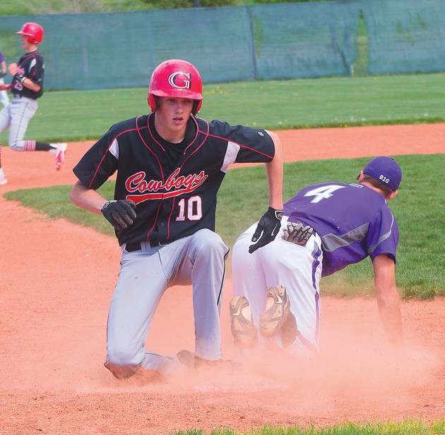 meet grantsville singles Cumberland — wesley athey's five-inning no-hitter and matt fuzie's two singles and three rbis propelled the cresaptown eagles to an emphatic 11-0 victory over grantsville sons of the american legion.