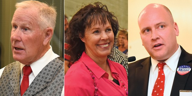 Three Republican candidates to vie for commission seat in June primary