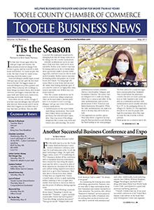 Cover 2017 05 May - Chamber Newsletter
