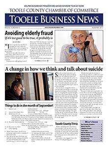 Cover 2017 09 September Chamber Newsletter