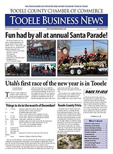 Cover 2017 12 December - Chamber Newsletter