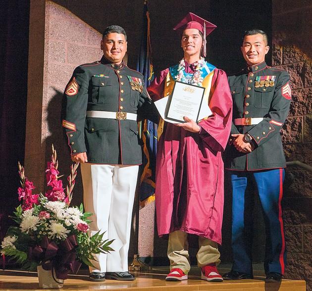 Dugway graduates 16 'tight-knit' seniors