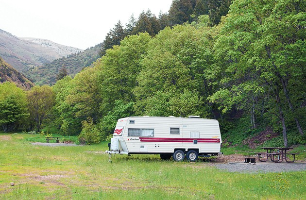 County opens Middle Canyon for summer camping season