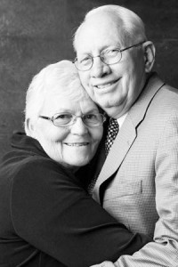 Anniversary Paul and Marilyn Johnson