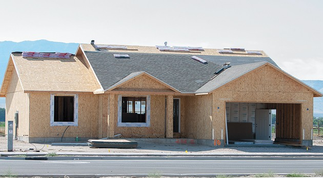New home construction numbers way up in tooele county for New home building inspections