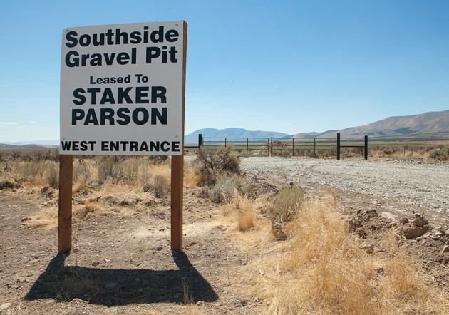 South Rim residents want permit pulled for commercial gravel pit