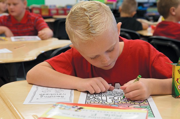 School district exceeds state reading goal for third graders