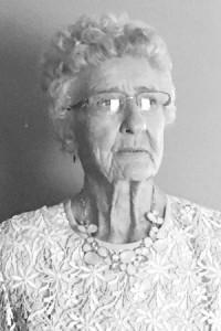 Birthday Wilma Swenson Hunsaker 1
