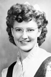 Birthday Wilma Swenson Hunsaker 2