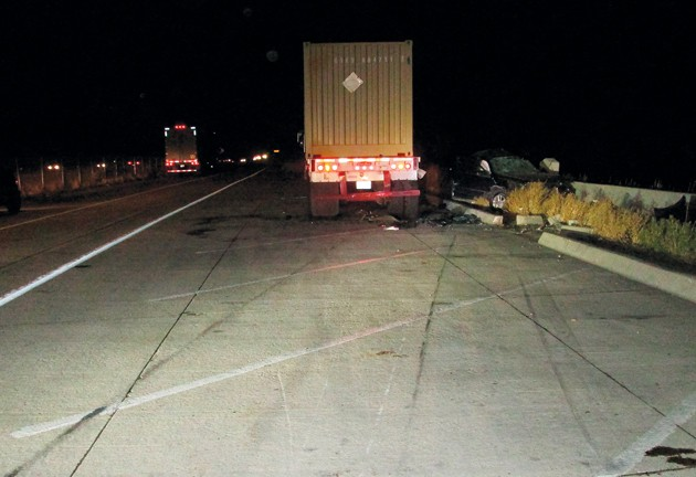 One dead, one in critical condition after I-80 crash