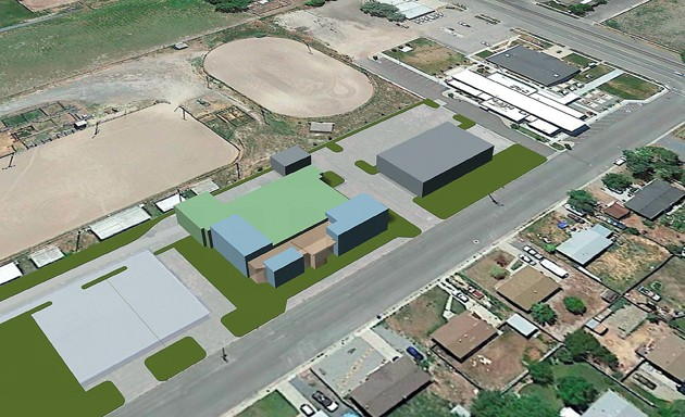 Grantsville receives $2.7M state loan for justice center
