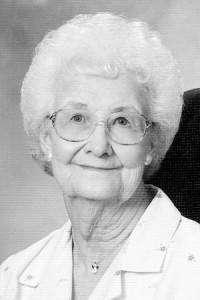 Birthday Ruth R. Olson