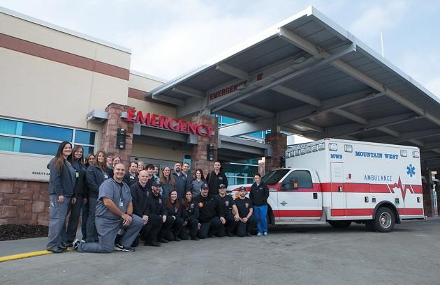 Area Hospital Is Seeing More Emergency Room Patients Tooele