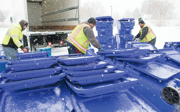 Curbside recycling in Tooele City getting ready to start on Feb. 6