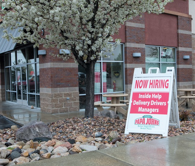 County's low joblessness nets worker shortages