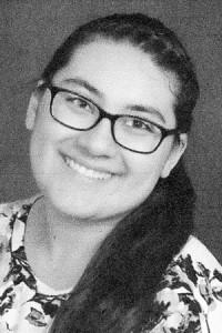 Missionary Keelia Chieko McCarty