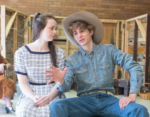 Tooele High theatre to present 'Oklahoma!' as year's last play